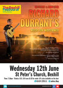 Music for Midsummer with Richard Durrant