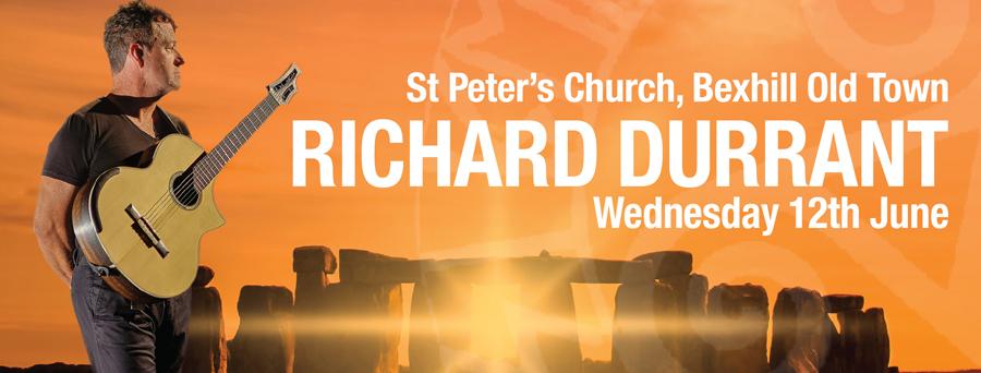 Richard Durrant slider
